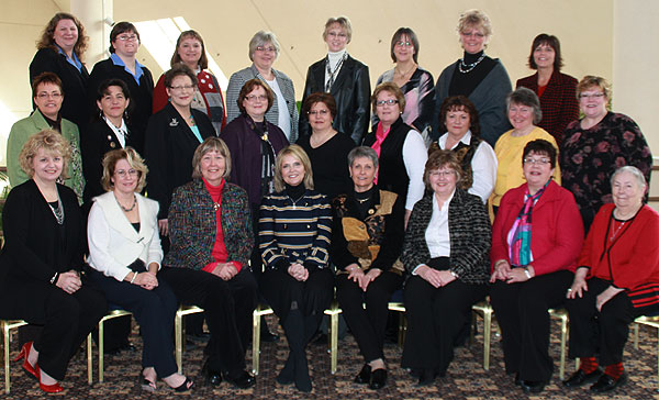 60th Anniversary Photo of Past State Presidents