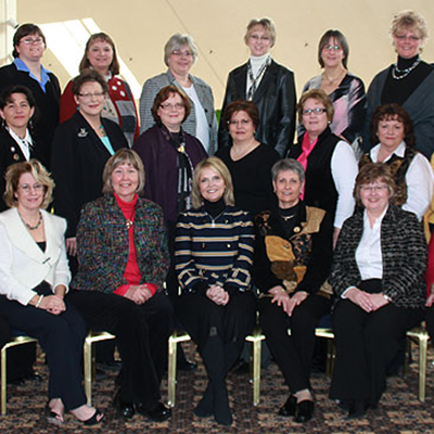 MNWT Past State Presidents: 60th Anniversary