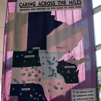 Buckets of Sunshine: Caring Across the Miles