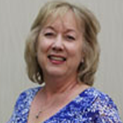 Mary Hansen, Financial Vice President