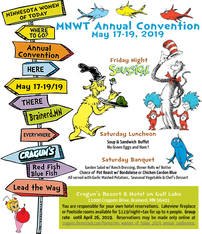 2019 MNWT Annual Convention